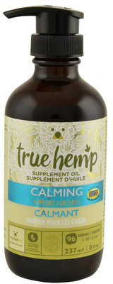 True Hemp Calming Support Oil, 8 oz