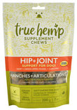 True Hemp Hip + Joint Support Chews, 7 oz