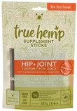 True Hemp Hip + Joint Support Sticks, 7 oz