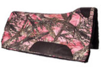 Triple E True Timber Camo Saddle Pad