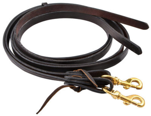 Tucker Leather Split Reins