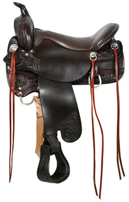 Tucker Meadow Creek Trail Saddle, Medium