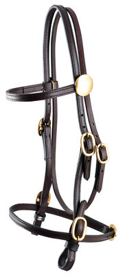 Tucker Pleasure Trail Bridle
