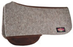 Tucker Wool Felt Full Skirt Saddle Pad