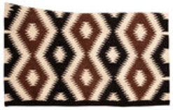 Tucson Contoured Saddle Blanket