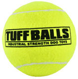 Tuff Balls - Big Dog Tennis Ball