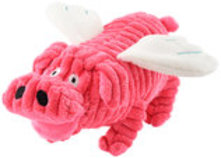 Tuff Plush Flying Pig