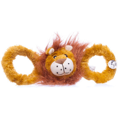 Tug-A-Mal Lion, Medium 10""