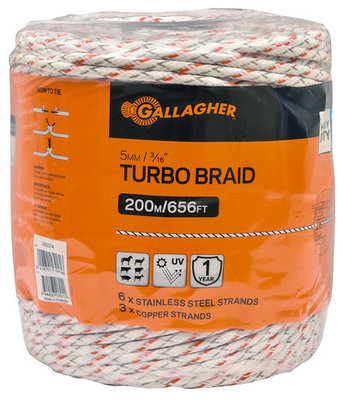 Turbo Equi Braid, 656'