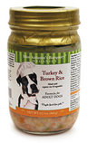 Miss Autumn's Barquery Organics Turkey & Brown Rice Formula Adult Dog Food