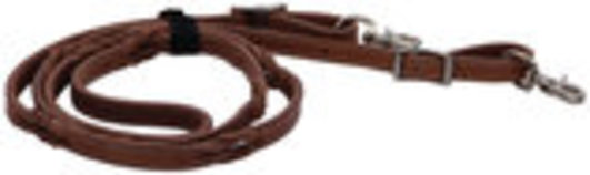 Twisted Knot Roping Rein, 7'