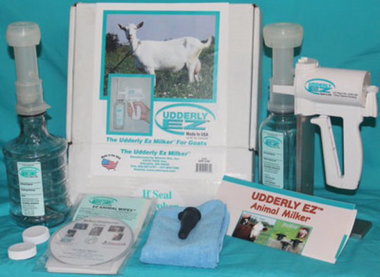 Udderly EZ Milker Accessories & Replacement Parts