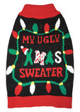My Ugly Christmas Dog Sweater