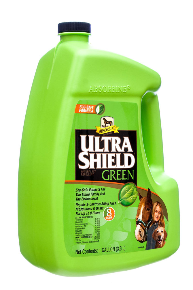 UltraShield Green Natural Fly Repellent | Jeffers Pet