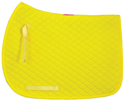 Uniquely English Prism All Purpose Saddle Pad