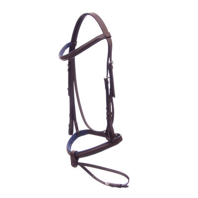 Uniquely English Prism Event Bridle, Brown