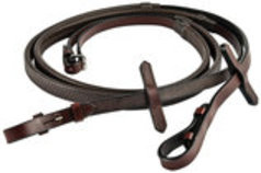 Uniquely English Rubber Reins