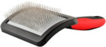 Jeffers Dual Level Pin Universal Slicker Brush (Med)