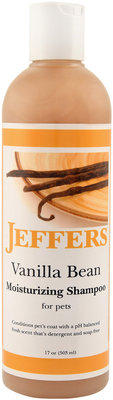 Jeffers® Moisturizing Shampoos for Pets