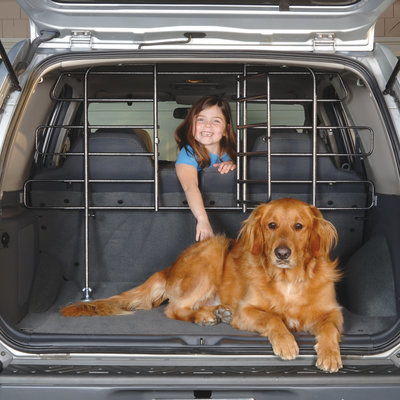 Vehicle Pet Barrier