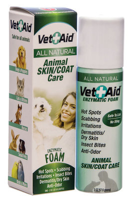 Vet-Aid Sea Salt Wound Foam