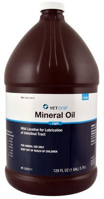 Vet Mineral Oil, gallon