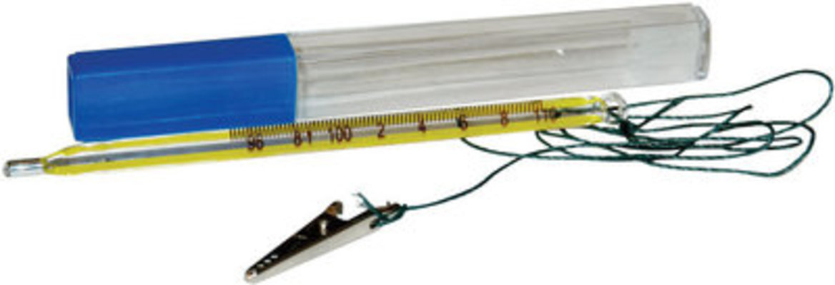 Vet Thermometer with Clip & Cord