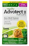 Vetality Advotect II for Cats, 6-pack