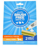 Vetality Brush Free Dental Kit for Dogs