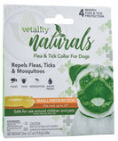 Vetality Naturals Flea & Tick Collar for Dogs