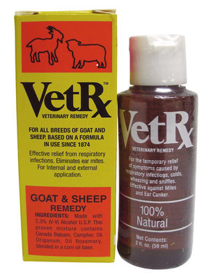 VetRx Goat & Sheep, 2 oz