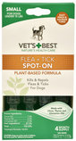 Vets+Best Flea & Tick Spot On, 4 count