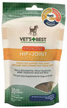 Vets+Best Hip+Joint Proactive Soft Chews for Dogs