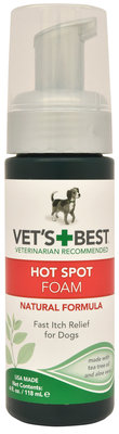 Vet's Best Hot Spot Foam for Dogs
