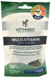 Vets+Best Multi-Vitamin Soft Chews for Dogs