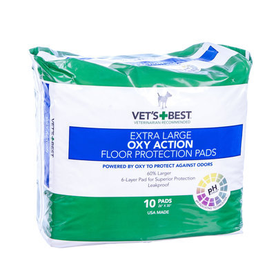 Oxy Action XL Floor Protection Pads