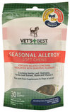 Vets+Best Seasonal Allergy Soft Chews for Dogs