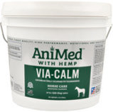 Via-Calm with Hemp for Horses, 5 lb