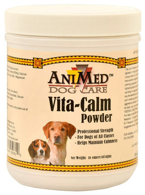 Vita-Calm Dog Care, 16 oz