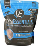 Vital Essentials Freeze-Dried Beef Mini Patties Dog Food, 1 lb