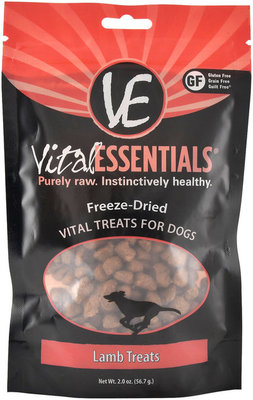 Vital Essentials Freeze-Dried Lamb Dog Treats
