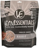 Vital Essentials Freeze-Dried Rabbit Mini Nibs Dog Food