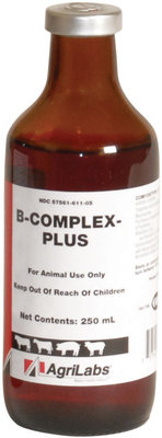 Vitamin B-Complex Plus, 250 mL