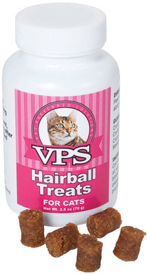 VPS Hairball Treats for Cats, 80ct