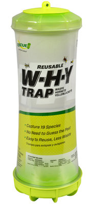 W-H-Y Traps (& Refills) for Wasps, Hornets, and Yellowjackets