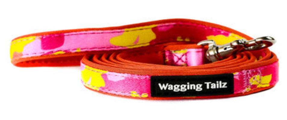 Wagging Tailz miniZ Camouflage Dog Leash