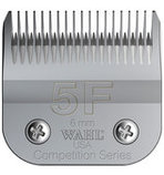 Wahl Competition Blade Size 5F, Silver