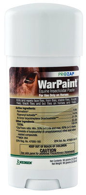 War Paint Insecticidal Paste