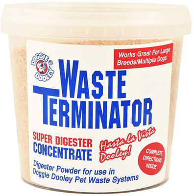 Waste Terminator, 1-yr supply