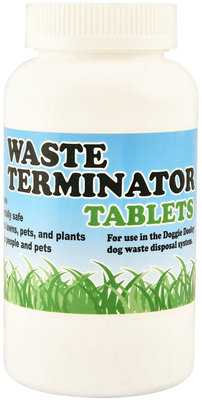 Waste Terminator Tablets, 100 count
